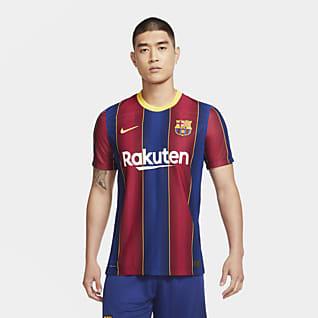 FC Barcelona Vapor Match 2020/21, domácí Pánský fotbalový dres