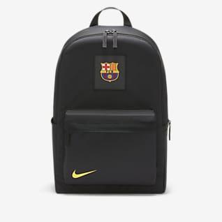 F.C. Barcelona Stadium Football Backpack