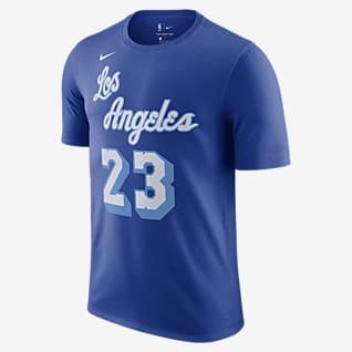 洛杉矶湖人队 Classic Edition Nike NBA 男子T恤