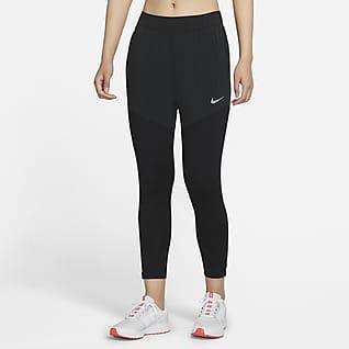 Nike Dri-FIT Essential กางเกงวิ่งขายาวผู้หญิง