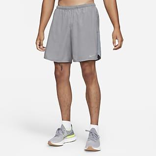 Nike Challenger Shorts de running con calzoncillo para hombre