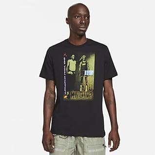 Jordan AJ3 Grafikli Erkek Tişörtü