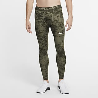 Nike Pro Men's Camo Tights