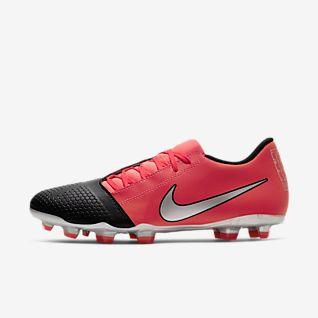 Nike PhantomVNM Club FG Chaussure de football à crampons pour terrain sec