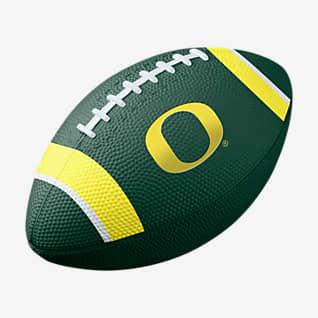 Nike College (Oregon) Mini balón de fútbol
