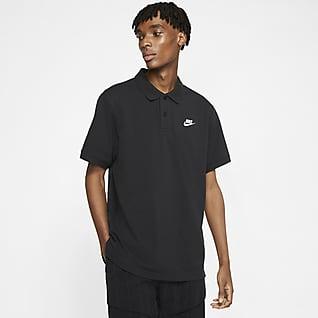 Nike Sportswear Pikétröja för män