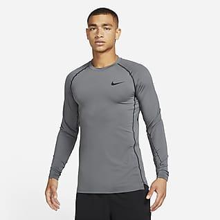 Nike Pro Dri-FIT Men's Slim Fit Long-Sleeve Top