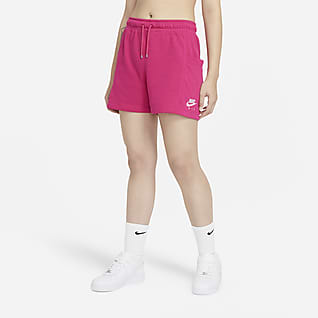Nike Air Fleece-Shorts für Damen
