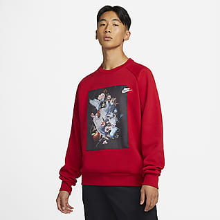 Nike Sportswear Ανδρικό φλις crew