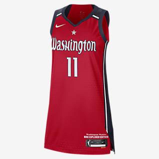 Elena Delle Donne Mystics Explorer Edition Nike Dri-FIT ADV WNBA Authentic Jersey