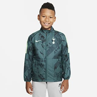 Tottenham Hotspur Repel Academy AWF Nike Dri-FIT futballkabát nagyobb gyerekeknek