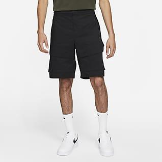 Nike Sportswear Tech Pack Shorts cargo in tessuto non foderati - Uomo