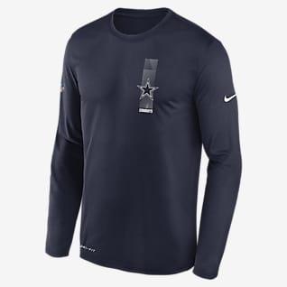 Nike Legend (NFL Cowboys) Men's Long-Sleeve T-Shirt