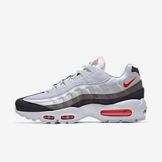 Nike Air Max 95 Premium By You Egyedi cipő