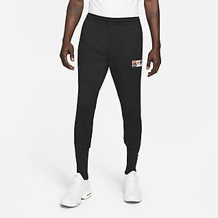 Nike F.C. Pantalón de fútbol de tejido Knit con bajos elásticos - Hombre