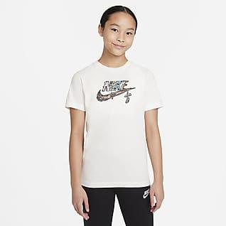 Nike Sportswear Tričko pro větší děti