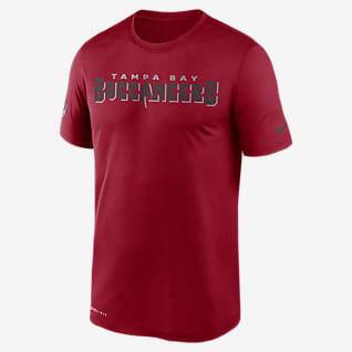 Nike Dri-FIT Team Name Legend Sideline (NFL Tampa Bay Buccaneers) Men's T-Shirt