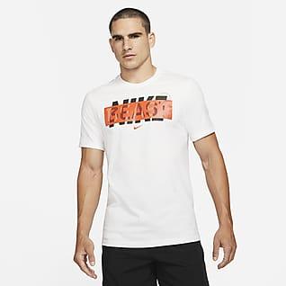 Nike Playera de fútbol para hombre