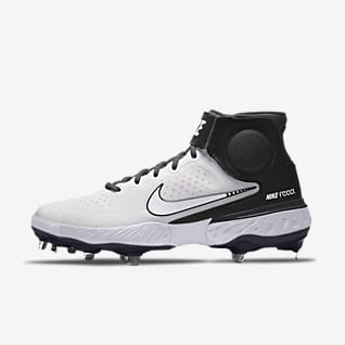 Nike Alpha Huarache Elite 3 Mid By You Custom Baseball Boot