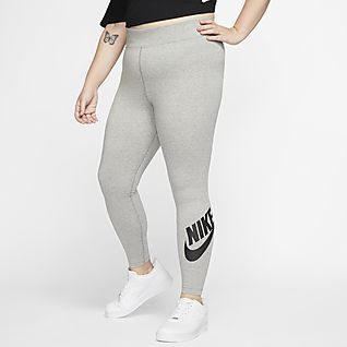 Nike Sportswear Leg-A-See Women's High-Rise Leggings (Plus Size)