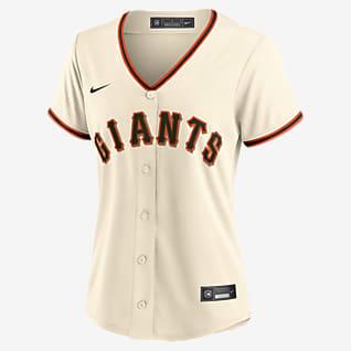 MLB San Francisco Giants Women's Replica Baseball Jersey