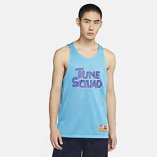 Nike Dri-FIT x Space Jam: A New Legacy เสื้อแข่งบาสเก็ตบอลผู้ชายใส่ได้สองด้าน