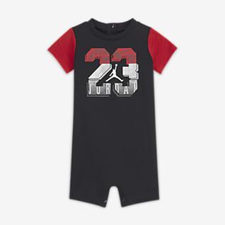 Jordan Baby (0-9M) Romper