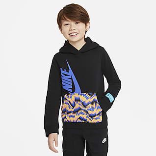 Nike Sportswear N7 Club Big Kids' Pullover Hoodie