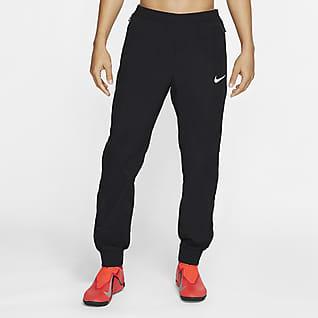 Nike F.C. Szőtt férfi futballnadrág