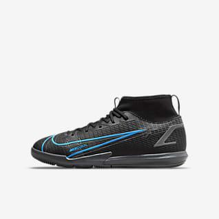 Nike Jr. Mercurial Superfly 8 Academy IC Ποδοσφαιρικό παπούτσι για κλειστά γήπεδα