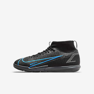Nike Jr. Mercurial Superfly 8 Academy IC Calzado de fútbol para cancha cubierta