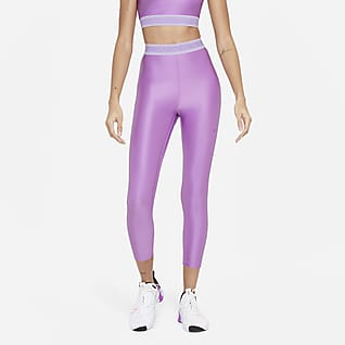 Nike Pro Women's High-Waisted 7/8 Leggings