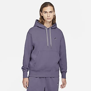 Nike Sportswear Men's Pullover French-Terry Hoodie