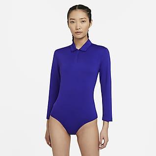 Nike Dri-FIT UV Forever Tucked Polo de golf para mujer