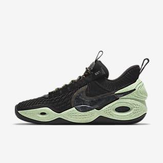 "Nike Cosmic Unity ""Green Glow"" รองเท้าบาสเก็ตบอล"