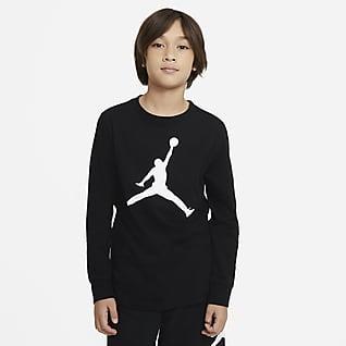 Jordan Older Kids' (Boys') Long-Sleeve T-Shirt