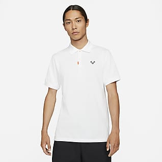 The Nike Polo Rafa Polo met aansluitende pasvorm voor heren