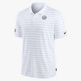 Nike Dri-FIT Sideline Victory Coaches (NFL Pittsburgh Steelers) Men's Polo