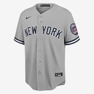 MLB New York Yankees (Derek Jeter) Men's Replica Baseball Jersey