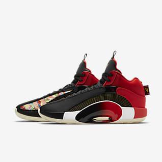 Air Jordan XXXV 'Chinese New Year' PF Basketball Shoe