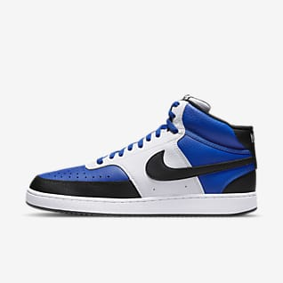 Nike Court Vision Mid Herrenschuh