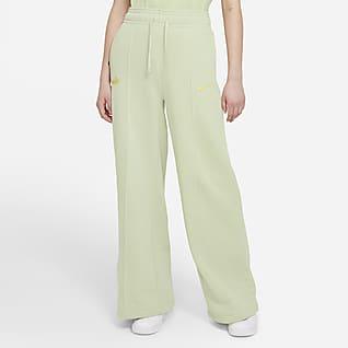 Nike Sportswear Γυναικείο φλις παντελόνι