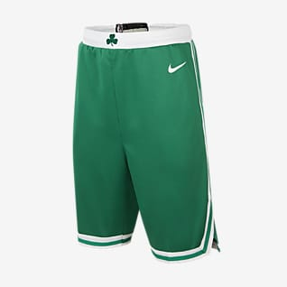 Boston Celtics Icon Edition Short Nike NBA Swingman pour Enfant plus âgé