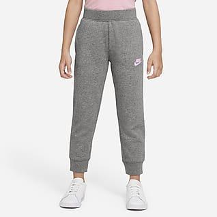 Nike Sportswear Club Fleece Kalhoty pro malé děti