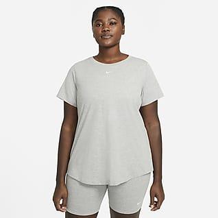 Nike Sportswear Dámské tričko (větší velikost)