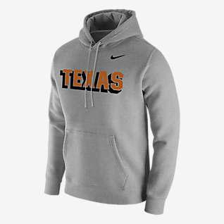 Nike College Club Fleece (Texas) Men's Hoodie