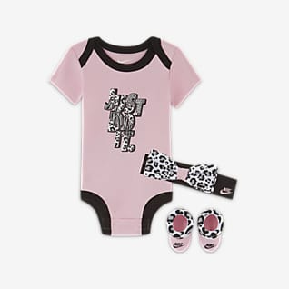 Nike Conjunto de 3 peças para bebé (12-24 M)