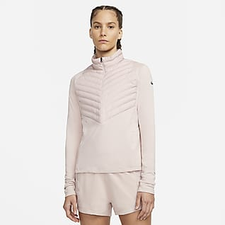 Nike Therma-FIT Run Division Women's Hybrid Running Jacket