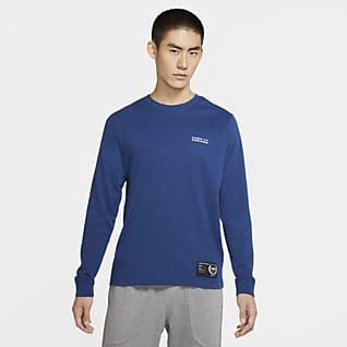 Nike Dri-FIT LeBron 男款籃球長袖 T 恤