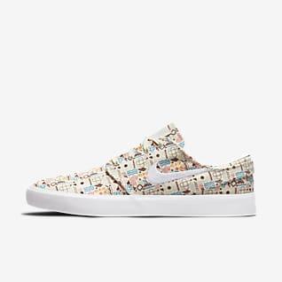 Nike SB Zoom Stefan Janoski Canvas RM Premium รองเท้าสเก็ตบอร์ด